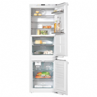 MIELE KFN37692 iDE Built-in fridge-freezer | Perfect fresh Pro | FlexiLight